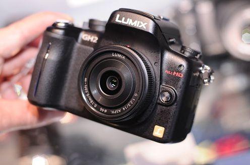 Panasonic Lumix GH2 - pierwsze wrażenia