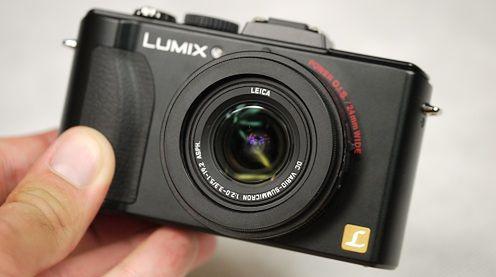 Panasonic Lumix DMC-LX5 - pierwsze wrażenia, czyli dlaczego chcę go mieć
