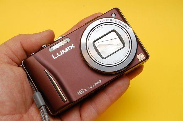 Panasonic Lumix TZ20 - test