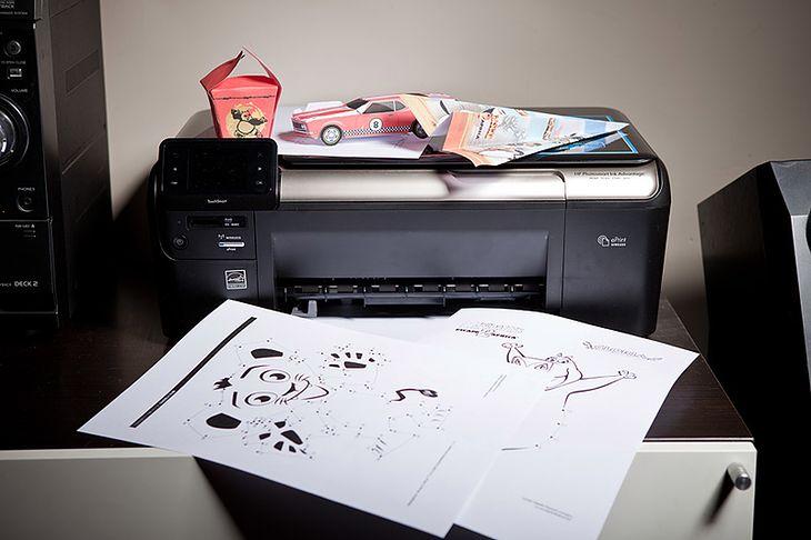 HP Photosmart Ink Advantage eAIO - test