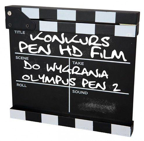 PEN HD film i OLYMPUS PEN I?CZEKOLADA LINDT - nowe konkursy dla każdego