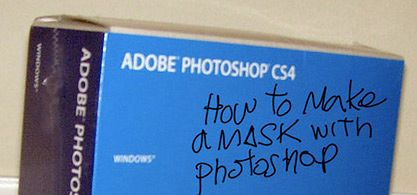 Noworoczny poradnik - jak wykorzystać maskę w Photoshopie ; )