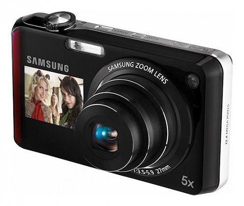Samsung PL150 i PL100 - 12.2 mpix i podwójny wyświetlacz