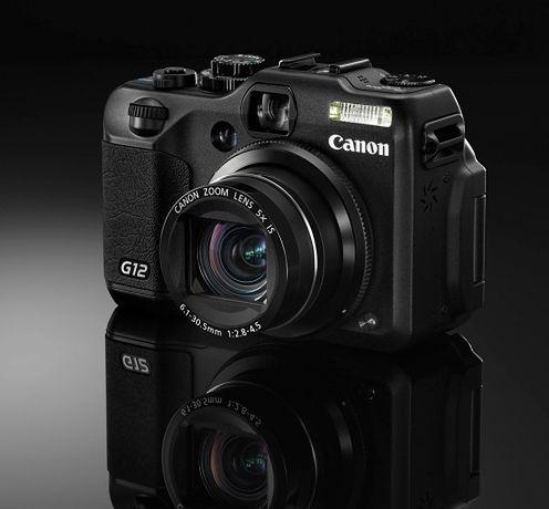 Canon G12 z funkcją filmowania HD