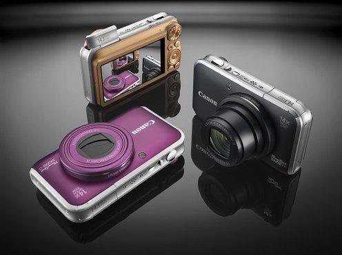 Canon PowerShot SX210 IS - piękny kieszonkowy superzoom