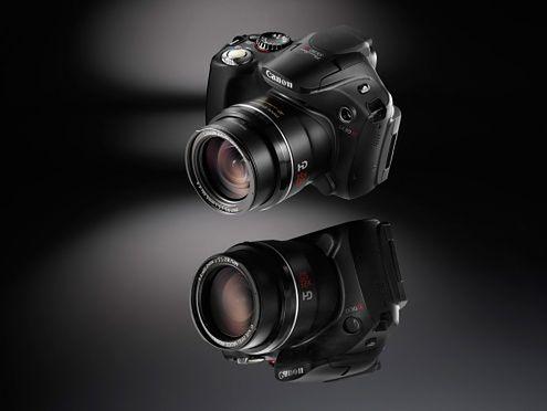 Canon PowerShot SX30 IS - zgrabny kompakt z 35-krotnym zoomem