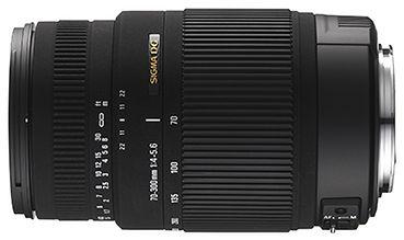 Sigma 70-300 mm f/4-5.6 DG OS