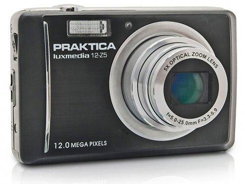 12 megapikseli w aparacie Praktica 12-Z5