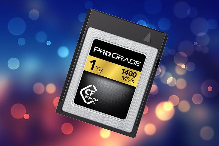 ProGrade CFexpress