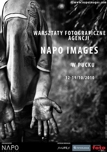 Warsztaty Napo Images pod patronatem Fotoblogii