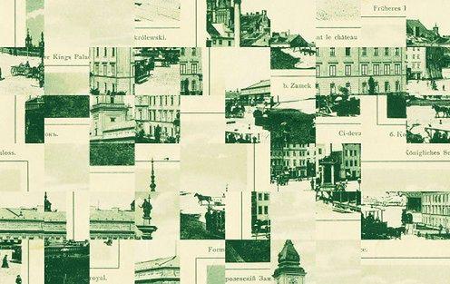 Warszawskie puzzle fotograficzne online