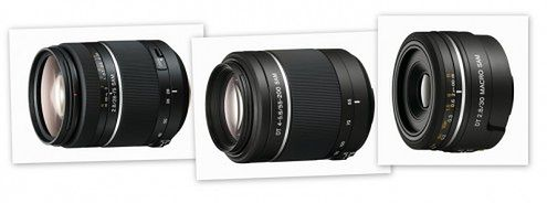 Nowości od Sony: 30 mm, 28-70mm i 55-200 mm