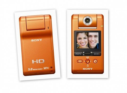 Jaki aparat? Mobilny? Sony MHS-PM1