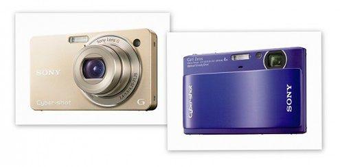 TX1 i WX1 - flagowe modele komaktów od Sony