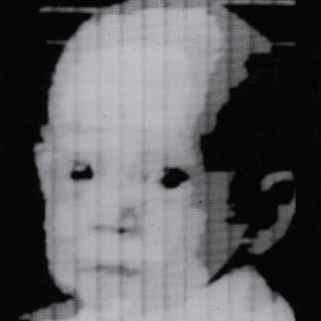 Russell Kirsch, Portret dziecka | pierwszy cyfrowy obraz
