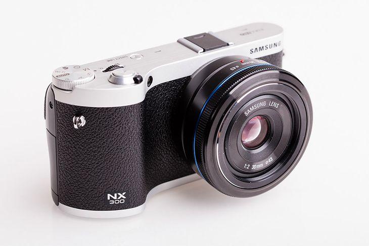 Samsung NX300 © KB