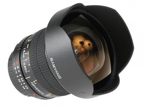 Samyang 14 mm f/2.8