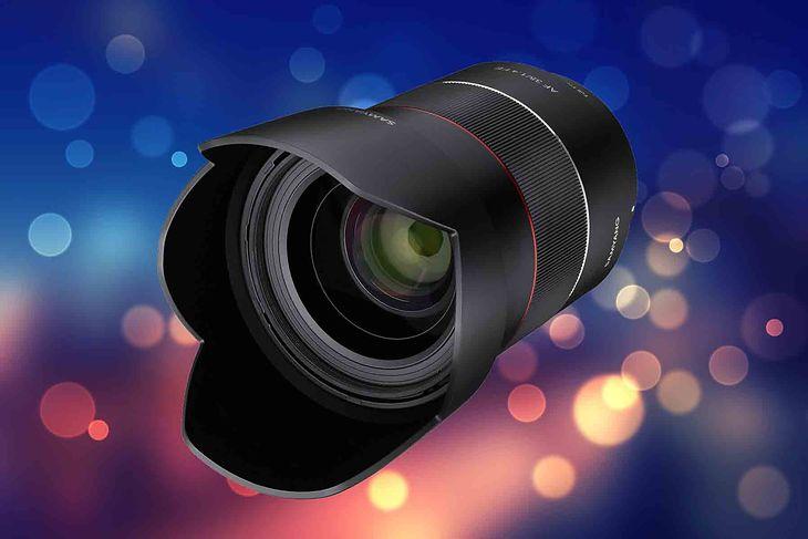 Samyang AF 35 mm f/1.4 FE