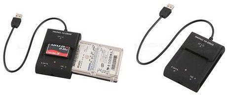Adapter SATA / CF / IDE do USB 2.0