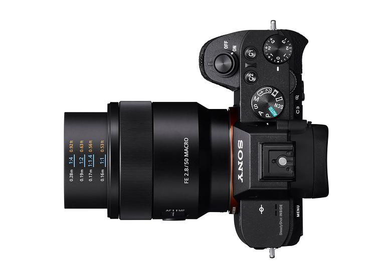 Sony FE 50 mm F2,8 Macro