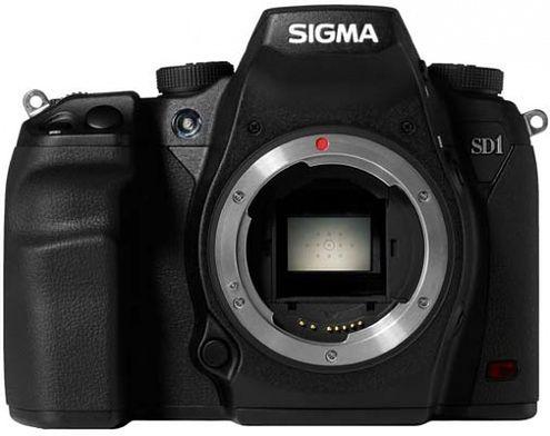 Sigma SD1 i Foveon X3