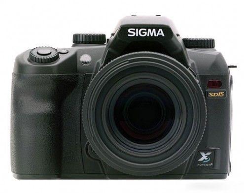 Gdzie podziała się Sigma SD15?