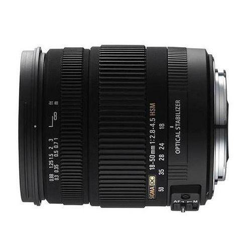 PMA: Sigma 18-50mm F2.8-4.5 DC OS HSM