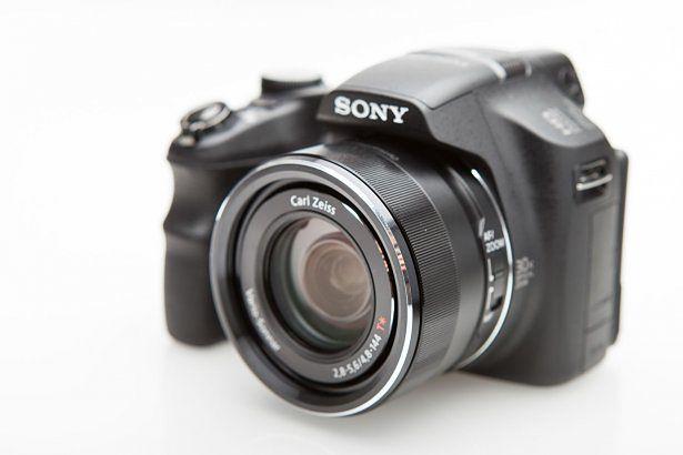 Sony Cyber-shot HX200V © KB