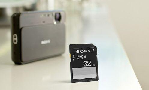 Nowe szybkie karty pamięci SD z możliwością odzyskiwania danych
