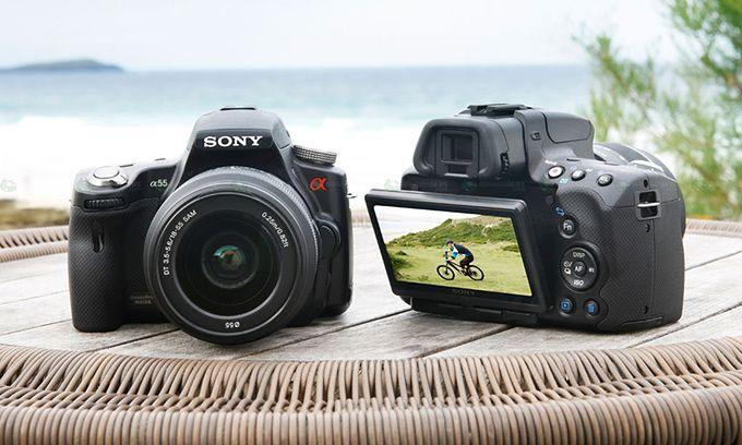 Sony A55 - testy, recenzje i zdjęcia