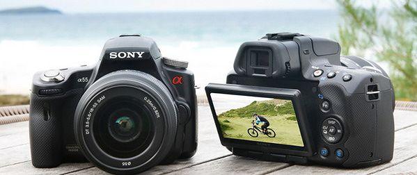 Sony SLT-A55 i SLT-A33