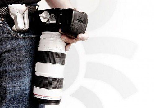 Spider Camera Holster - dla szybkostrzelnych fotografów