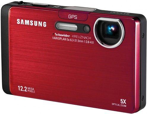 Samsung ST1000 - z GPS i dotykowym ekranem o wieeelkiej rozdizelczosci