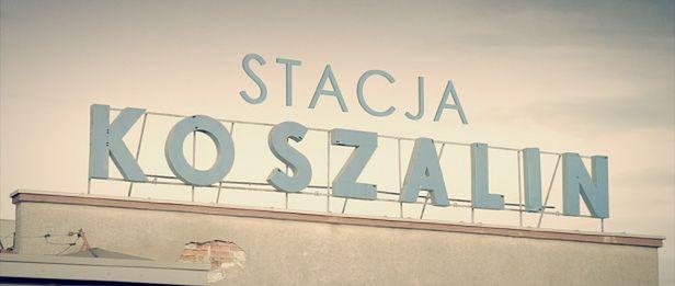 """""""Stacja Koszalin"""" - polski teledysk na Youtube w 4K nakręcony lustrzanką"""