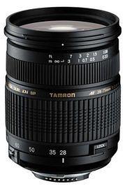 Nowe obiektywy Tamrona dla ?małych? Nikonów D40/D40x/D60