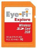 Karta Eye-Fi jako zabezpieczenie przeciw złodziejom