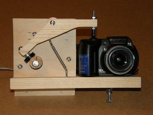 Inteligentny Prosty sposób na stworzenie urządzenia do zdjęć poklatkowych (time TZ55