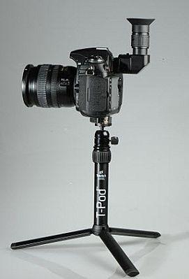 Hoodman + Tech-Trek T-Pod - dla entuzjastów makrofotografii