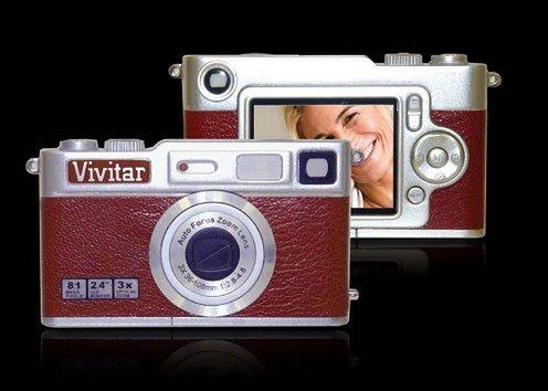 Wivitar ViviCam 8027 - cyrowe retro...