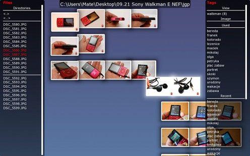 Viewer 2 - nietypowe podejście do przeglądania zdjęć