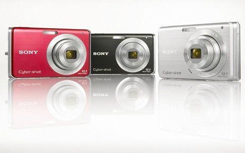 Sony Cyber-shot W190 i W180
