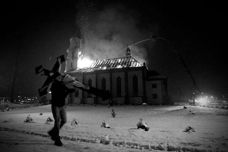 © Michał Legierski, Agencja Fotograficzna Edytor. Zdjęcie Roku - Grand Press Photo 2013
