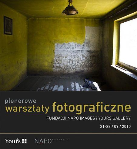Warsztaty fotograficzne Agencji Napo w Yours Gallery