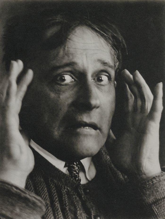 """""""Przerażenie wariata"""", 1931"""
