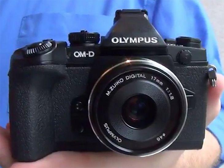 Olympus OM-D E-M1 © 43rumors.com