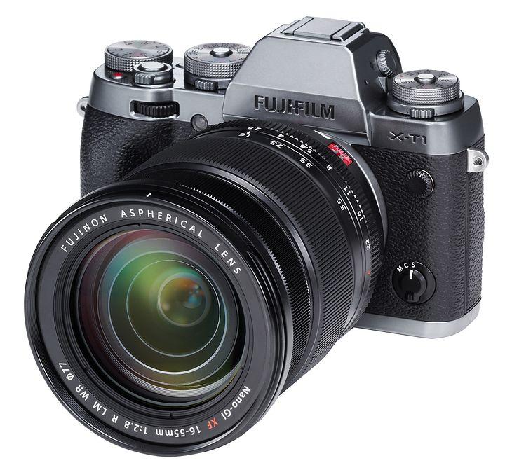 Fujinon XF 16-55 mm F2,8 R LM WR