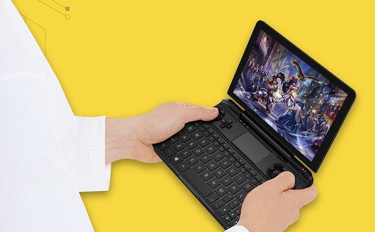 GPD Win Max będzie potężnym choć malukim laptopem