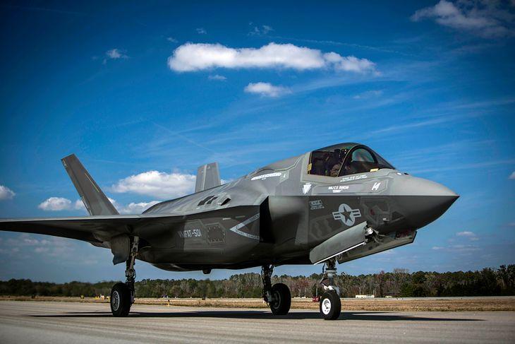 F-35. 32 takie samoloty zamierza kupić Polska