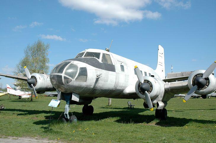 Samolot PZL MD-12F