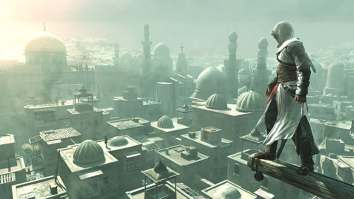 Jerozolima w Assassin's Creed 1
